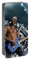 Phil Collen Portable Battery Charger by Luisa Gatti