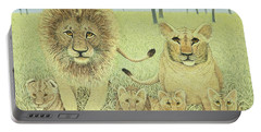 Pride Portable Battery Charger by Pat Scott