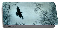 Spread Your Wings Portable Battery Charger by Priska Wettstein