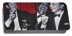 Rat Pack Portable Battery Charger by Luis Ludzska