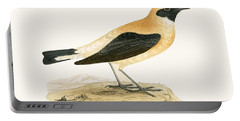 Russet Wheatear Portable Battery Charger by English School