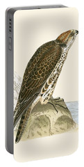 Saker Falcon Portable Battery Charger by English School