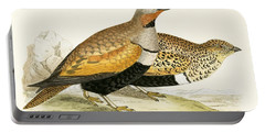 Sand Grouse Portable Battery Charger by English School