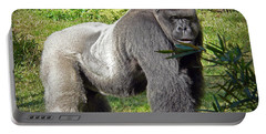 Silverback Portable Battery Charger by Steven Sparks