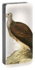 Sociable Vulture Portable Battery Charger by English School