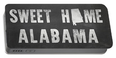 Sweet Home Alabama Portable Battery Charger by Nancy Ingersoll