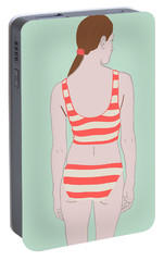 Swim Portable Battery Charger by Nicole Wilson