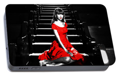 Taylor Swift 8c Portable Battery Charger by Brian Reaves