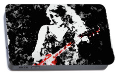 Taylor Swift 90c Portable Battery Charger by Brian Reaves