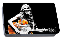 Taylor Swift 9s Portable Battery Charger by Brian Reaves