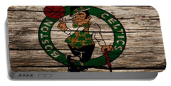 The Boston Celtics W1 Portable Battery Charger by Brian Reaves