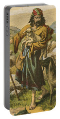 The Good Shepherd Portable Battery Charger by English School