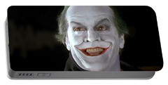 The Joker Portable Battery Charger by Paul Tagliamonte