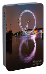 The London Eye Portable Battery Charger by Nichola Denny