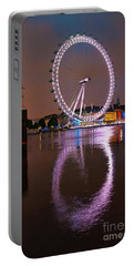 The London Eye Portable Battery Charger by Stephen Smith