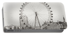 The London Eye Portable Battery Charger by Vincent Alexander Booth