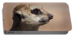 The Meerkat Da Portable Battery Charger by Ernie Echols