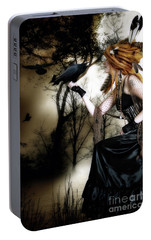 The Raven Portable Battery Charger by Shanina Conway