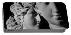 The Three Graces Portable Battery Charger by Roman School