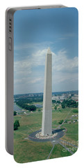The Washington Monument Portable Battery Charger by American School