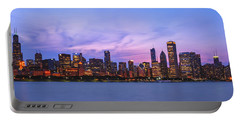 The Windy City Portable Battery Charger by Scott Norris