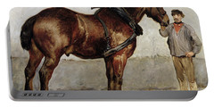The Work Horse Portable Battery Charger by Otto Bache