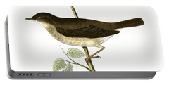 Thrush Nightingale Portable Battery Charger by English School