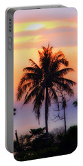 Tropical 6 Portable Battery Charger by Mark Ashkenazi