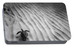 Turtle Ridge Portable Battery Charger by Sean Davey