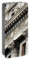 U S Custom House 2 Portable Battery Charger by Randall Weidner