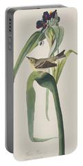 Vigor's Warbler Portable Battery Charger by John James Audubon