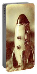 Visiting The Civilisation Of Ancient Mars  Portable Battery Charger by Jorgo Photography - Wall Art Gallery