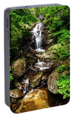 Walker Falls Portable Battery Charger by Jeremy Clinard