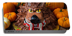 Wearwolf Cake Portable Battery Charger by Garry Gay