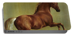 Whistlejacket Portable Battery Charger by George Stubbs