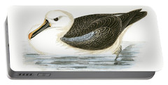 Yellow Nosed Albatross Portable Battery Charger by English School