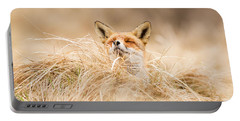 Zen Fox Series - Zen Fox 2.7 Portable Battery Charger by Roeselien Raimond