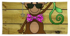 Monkey Business Collection Beach Towel by Marvin Blaine