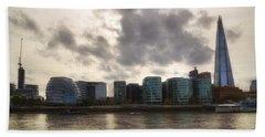 London Beach Towel by Joana Kruse