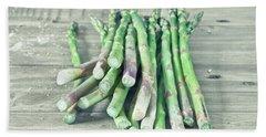 Asparagus Beach Sheet by Tom Gowanlock