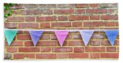 Bunting Beach Sheet by Tom Gowanlock