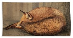 A Quiet Place Beach Towel by Eric Fan