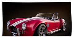 Ac Cobra Beach Towel by Douglas Pittman