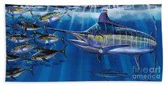 Agressor Off00140 Beach Sheet by Carey Chen