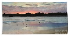 Coastal Beauty Beach Sheet by Betty LaRue
