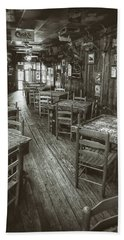 Dixie Chicken Interior Beach Sheet by Scott Norris