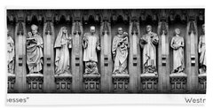 Faithful Witnesses -- Poster Beach Towel by Stephen Stookey