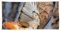 Fly Away Beach Sheet by Bill Wakeley