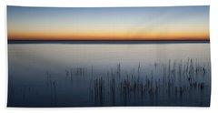 Just Before Dawn Beach Sheet by Scott Norris