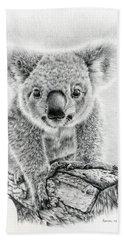 Koala Oxley Twinkles Beach Towel by Remrov